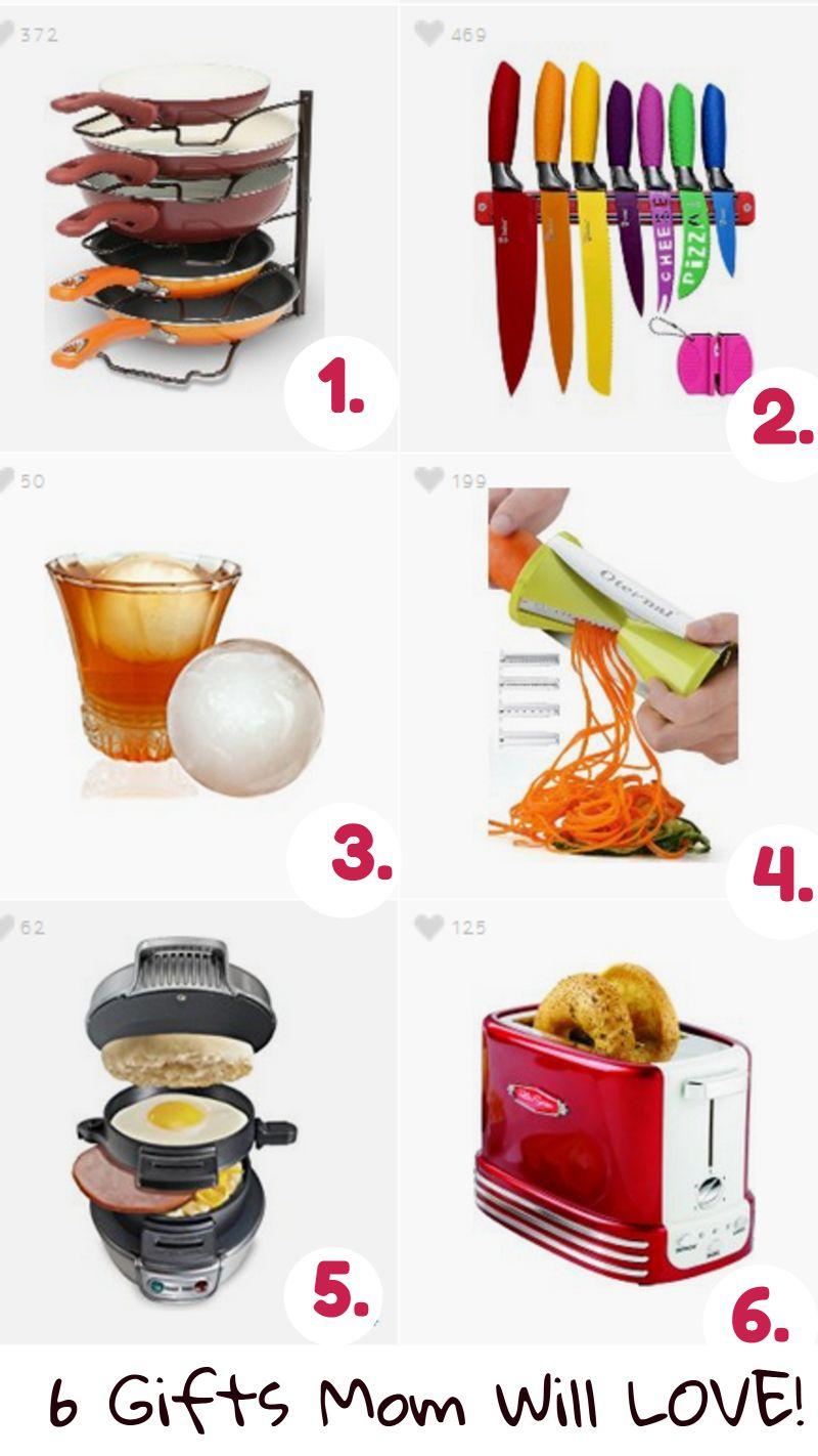 6 Unique Kitchen Gift Ideas Your Mom Will Love Kitchen