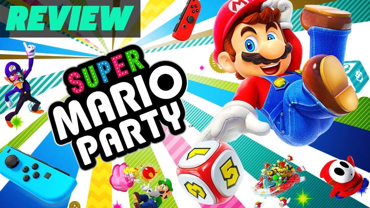 Super Mario Party Review Rare Norm Best Most Popular Pinterest