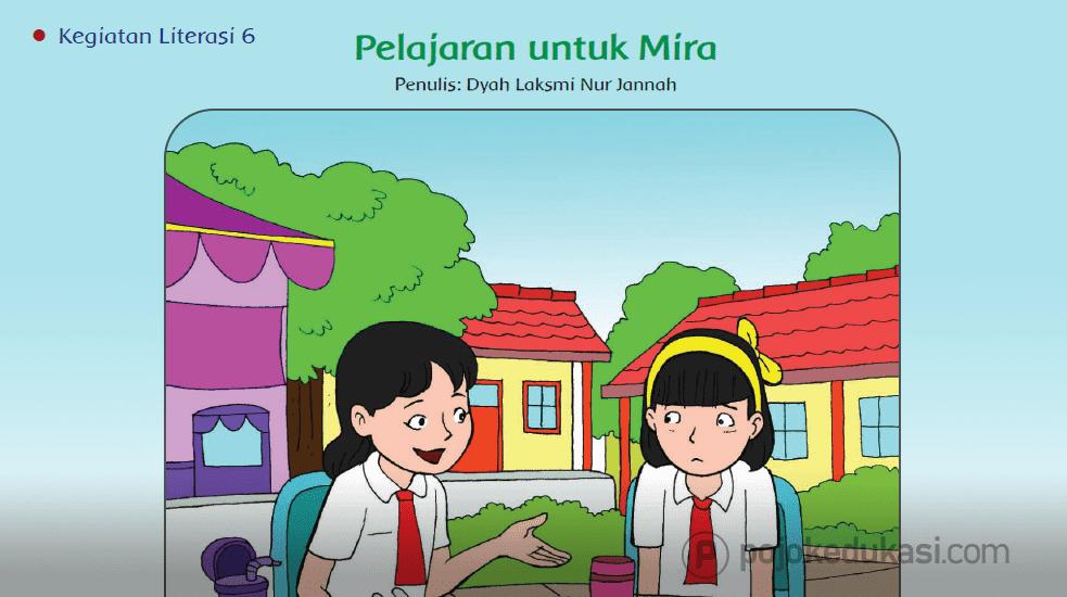 Kunci Jawaban Buku Siswa Tematik Tema 6 Panas Dan Perpindahannya Kelas 5 Halaman 216 217 Kegiatan Literasi 6 Literasi Buku Berkelas