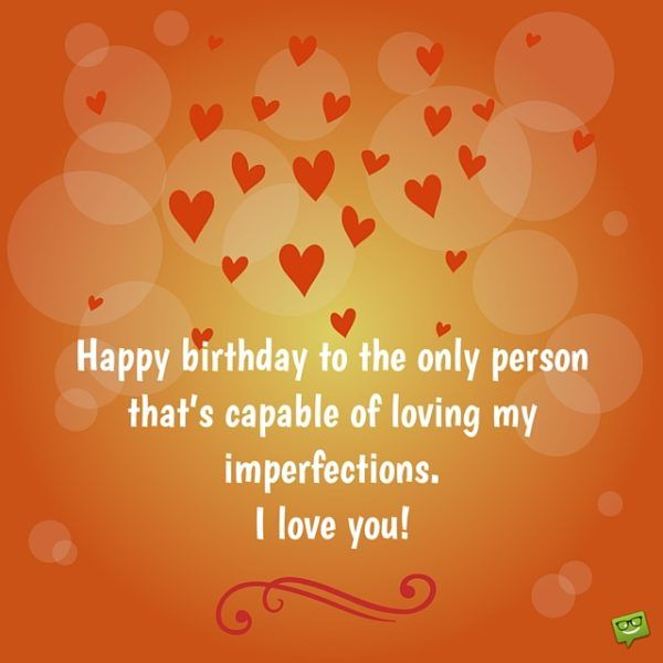 My Most Precious Feelings Happy Birthday Love Quotes Happy