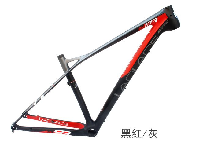 cool Free shipping MTB LAPLACE 29er bicycle parts 29 16/18 full ...