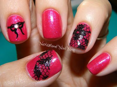 Neverland Nail Blog: Valentine's Day Nails!
