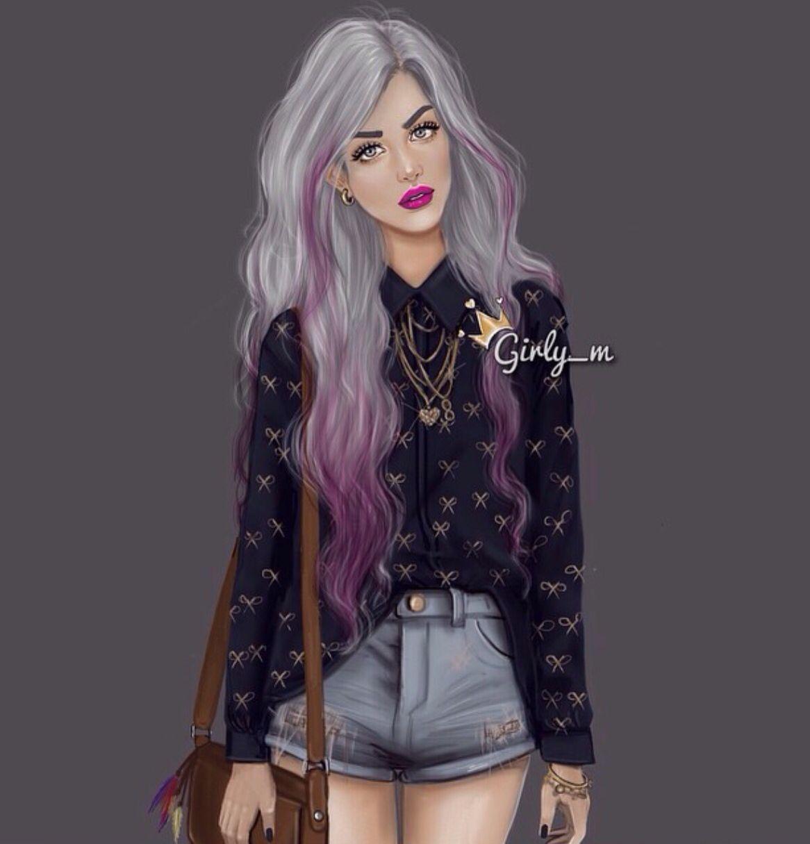 Nice Sad Girl Wallpaper Girly M Girly M Pinterest Girly Girl Sketch And