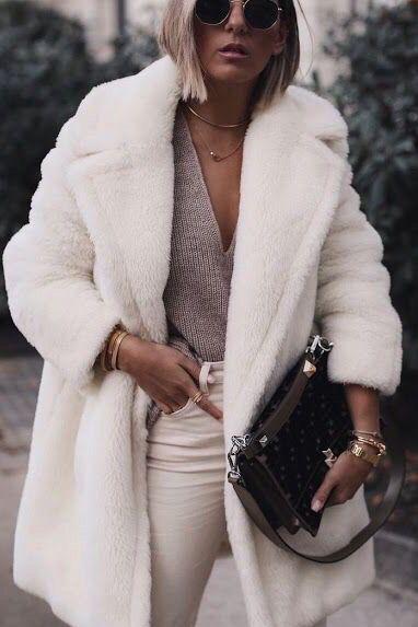White Touches to Winter – FashionActivation