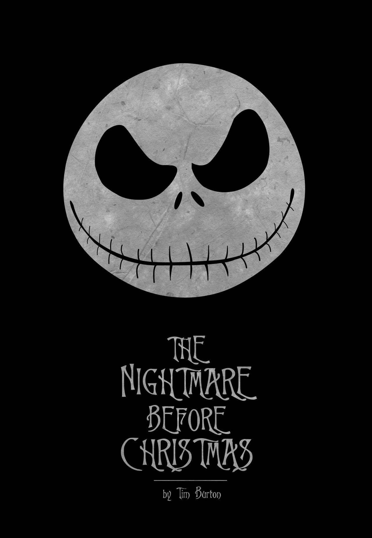 The Nightmare Before Christmas … | diseño in 2018…