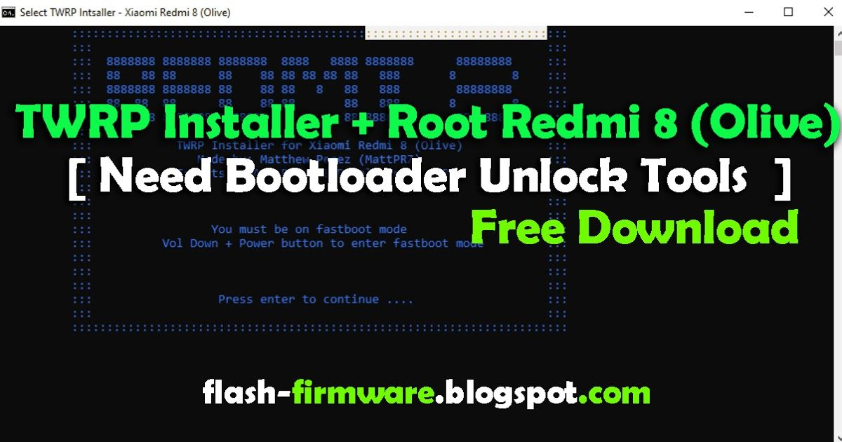 Downloadtwrp Installer Root Redmi 8 Olive Need Bootloader Unlock Tools Feature Includes Official Twrp For R Downloads Folder Phone Service Google Files