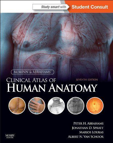 Mcminn And Abrahams Clinical Atlas Of Human Anatomy 7th Edition