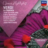Verdi: La Traviata [Highlights] [CD], 25701210