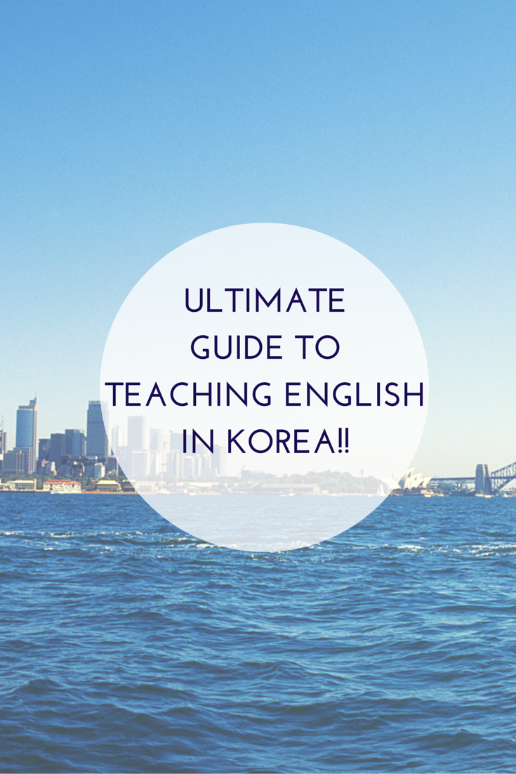 do you want to teach in korea i just finished months teaching do you want to teach in korea i just finished 18 months teaching and it