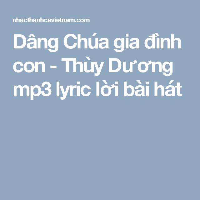 Ghim Tren Nhạc Thanh Ca