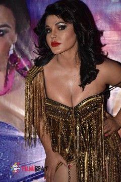 Rakhi Sawant Hot Cleavage Photos 4