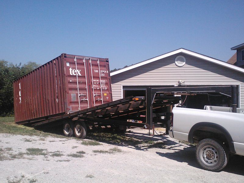 Shipping Container Unloading Requirements Country Conex