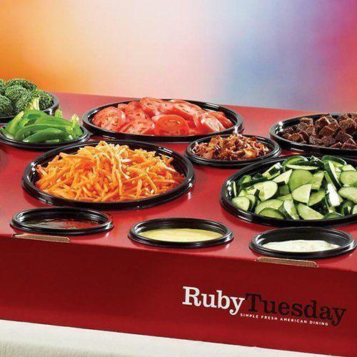 5 Ruby Tuesday Endless Garden Bar Ruby Tuesday Dealsplus