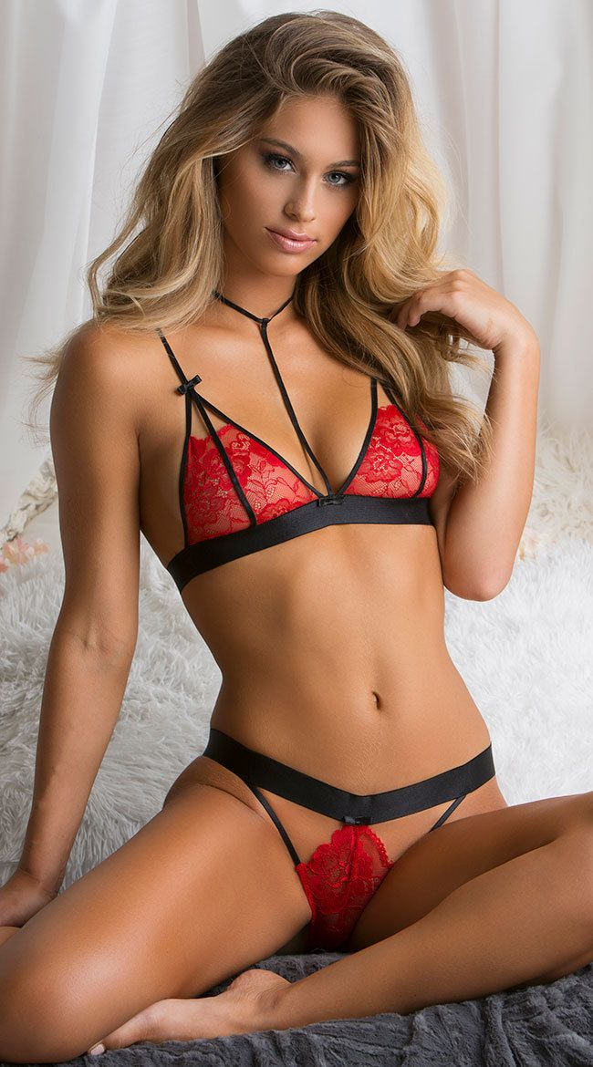 Best hot lingerie strange