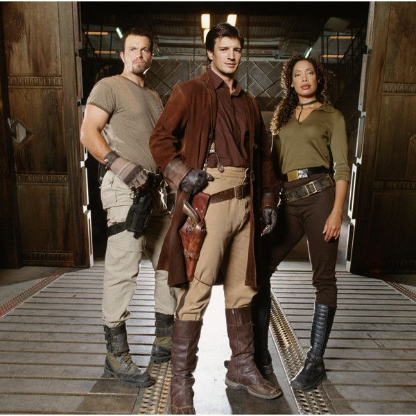 'Firefly' 2002-2003 ❤ liked on Polyvore featuring firefly, backgrounds and people