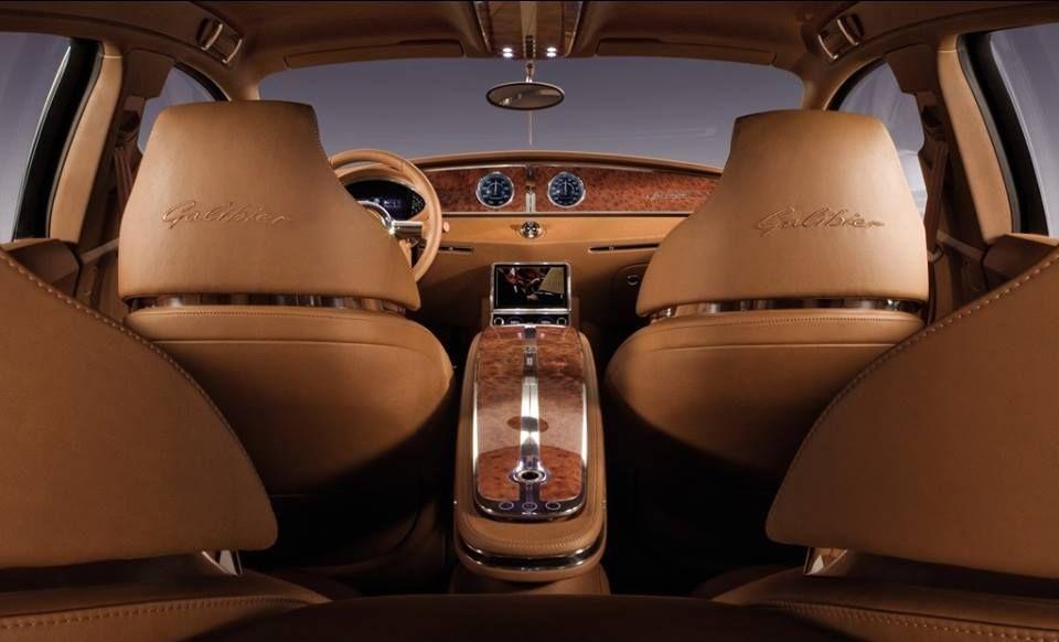 Architecture Design Bugatti 16c Galibier ᴷᴬ Bugatti Bugatti