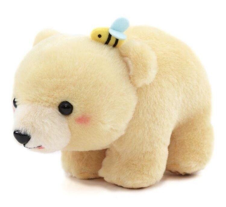 Pin By Mothgoddess On Wiѕnʟiѕt Cute Stuffed Animals Kawaii Plush Bear Plush Toy
