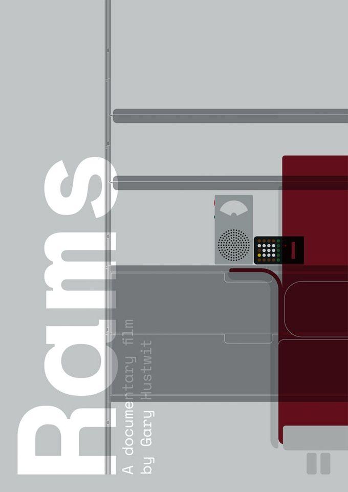 27 X 39 Poster Design By Build 75 Level Braun Design Documentaries Dieter Rams