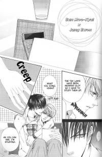 Totally Captivated dj - Totally Opened the Secret Doors (Yaoi) manga - Mangago