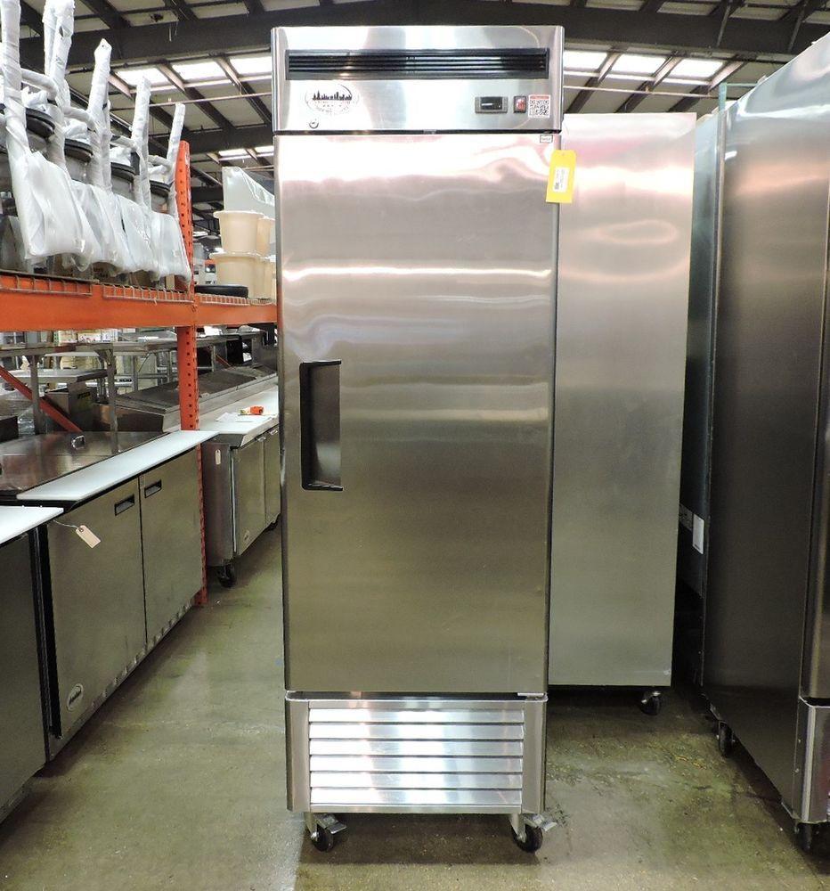 Atosa Mbf8501 Commercial Stainless Steel Door Bottom Mount Freezer Atosa Stainless Steel Doors Restaurant Equipment Freezer