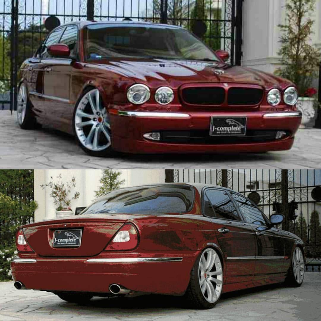 Cars Jaguar: Pristine , Version Custom Optimisée D'une Ancienne Belle