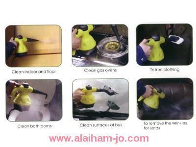 جهاز البخار العجيب للتنظيف بقوة البخار النفاث تستخدم لكافة أنواع التنظيف والتعقيم تستخدم مثلا للملابس و للسجاد والستائر وإ Gas Oven Cleaning Home Appliances