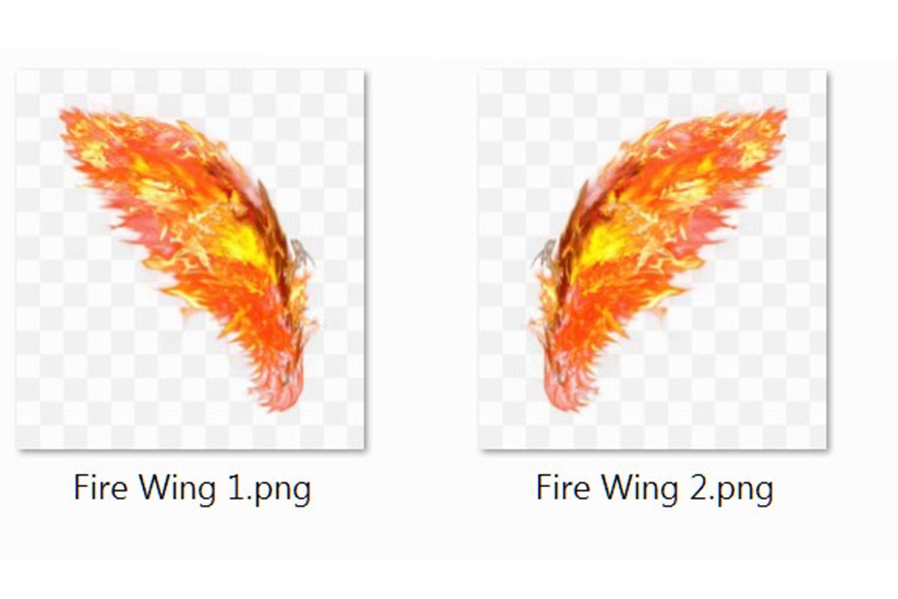 Fire Wing Png By Manish Wings Png Wings Of Fire Wings