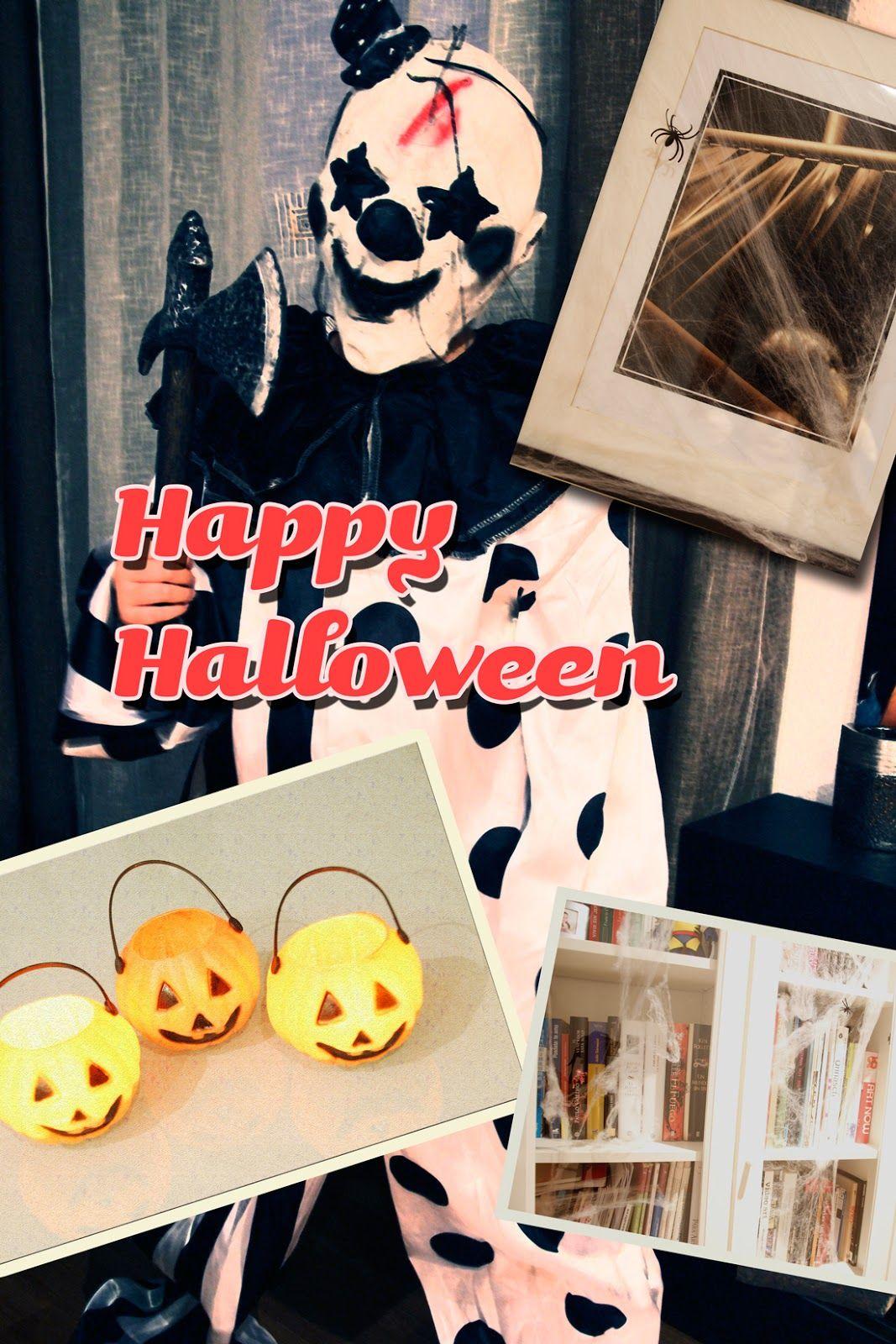 La decoración de mi hogar para Halloween Happy Halloween #hogar ...