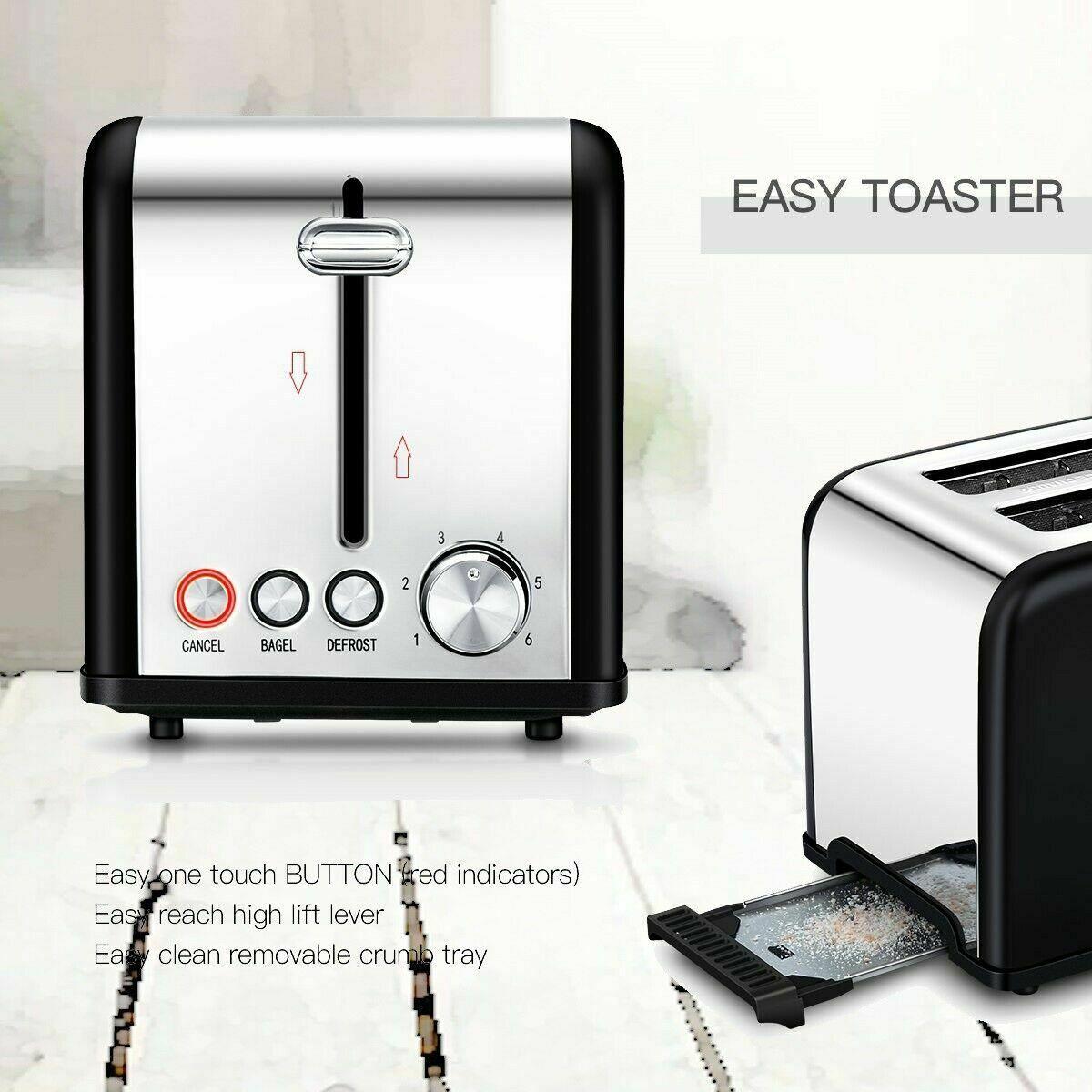 Keemo Toaster 2 Slice Toasters Ideas Of Toasters Toasters Toaster Cuisinart Toaster Easy Cleaning