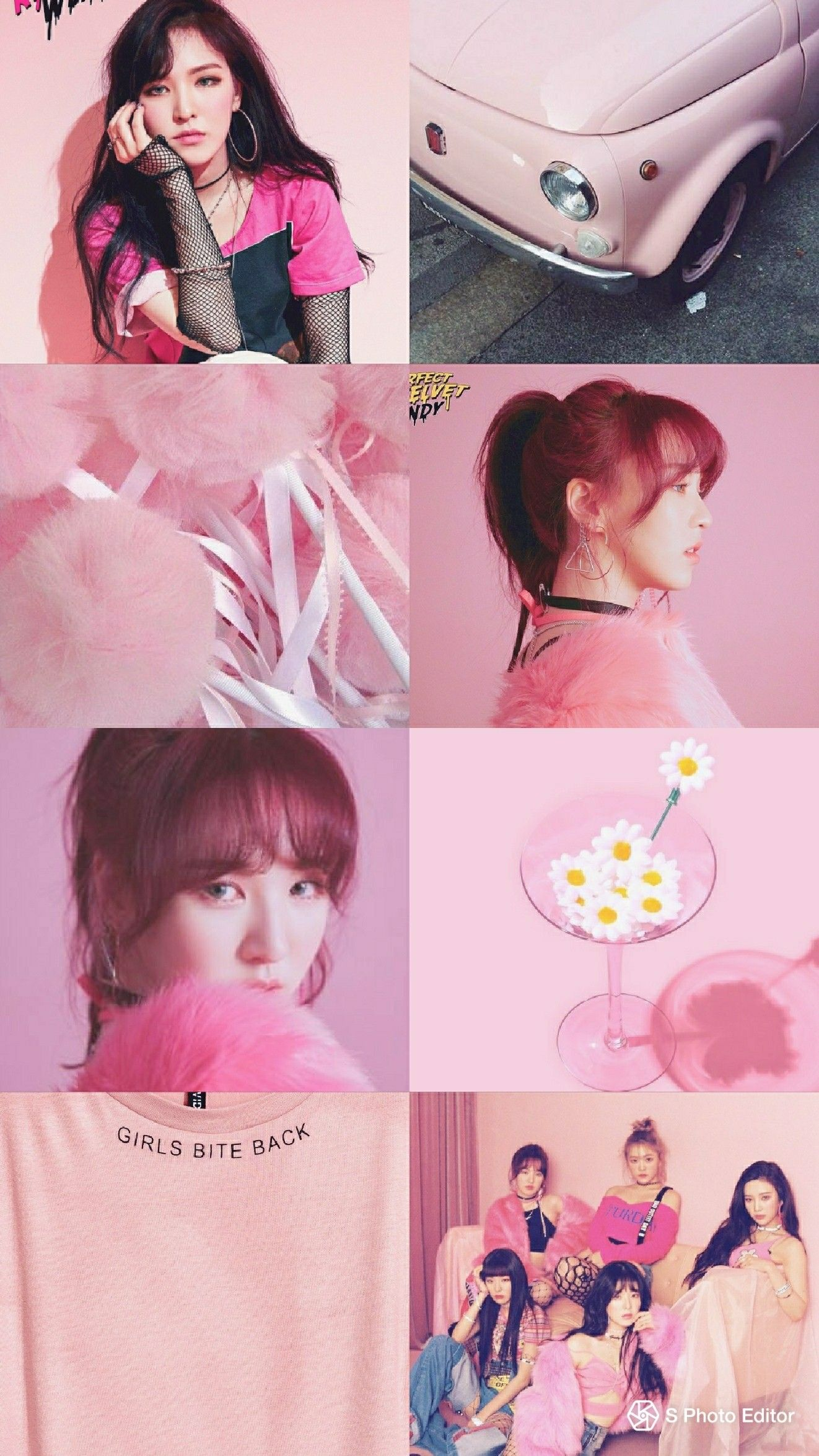 Wallpaper Red Velvet Wendy Red Velvet In 2019 Wendy Red