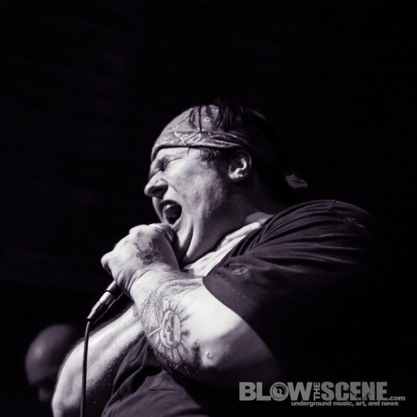 Poison Idea, Eat The Turnbuckle Philly Photo Special | Blow The Scene