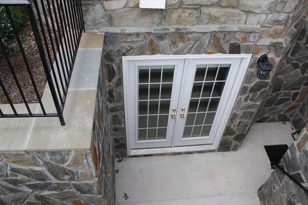 Egress Window And Door Photo Gallery Egress Window Egress Basement Entrance