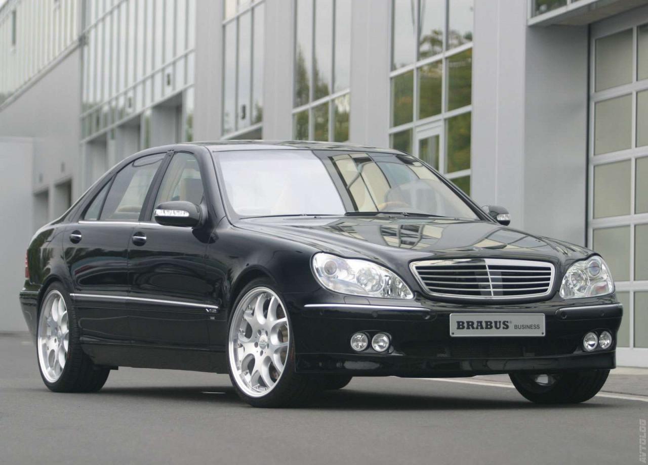 2003 Brabus Mercedes Benz S Class...