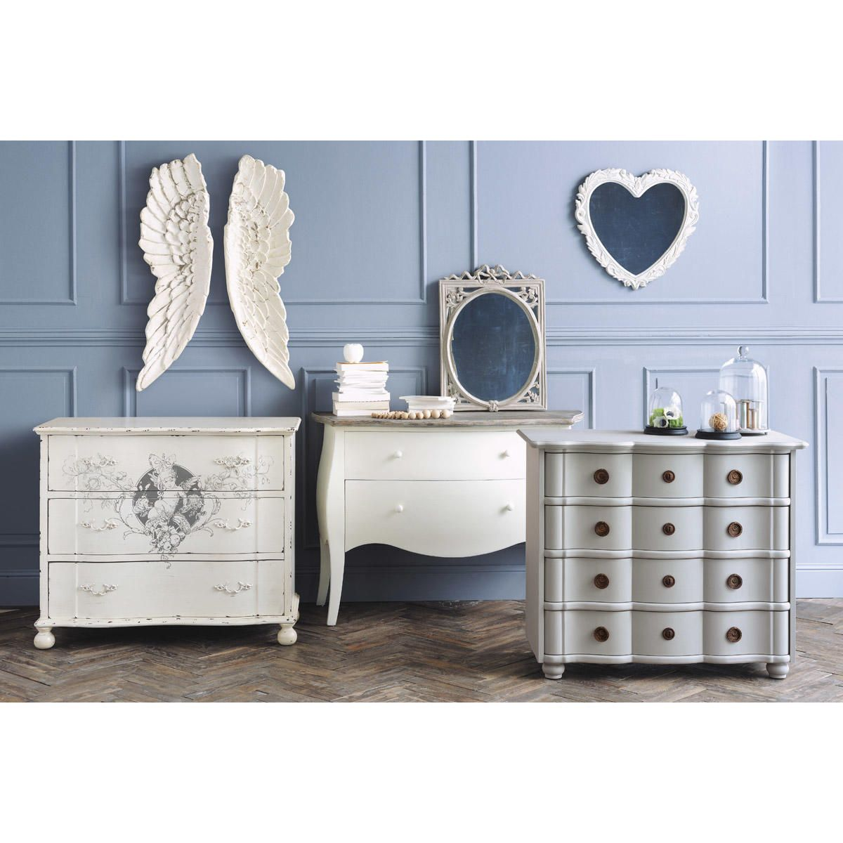 Maisons du monde muebles pintados pinterest c moda for Muebles maison du monde segunda mano