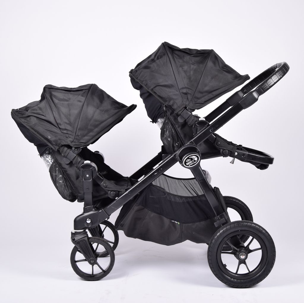 Baby Jogger City Select Tandem Complete Black Grade 1 449 99
