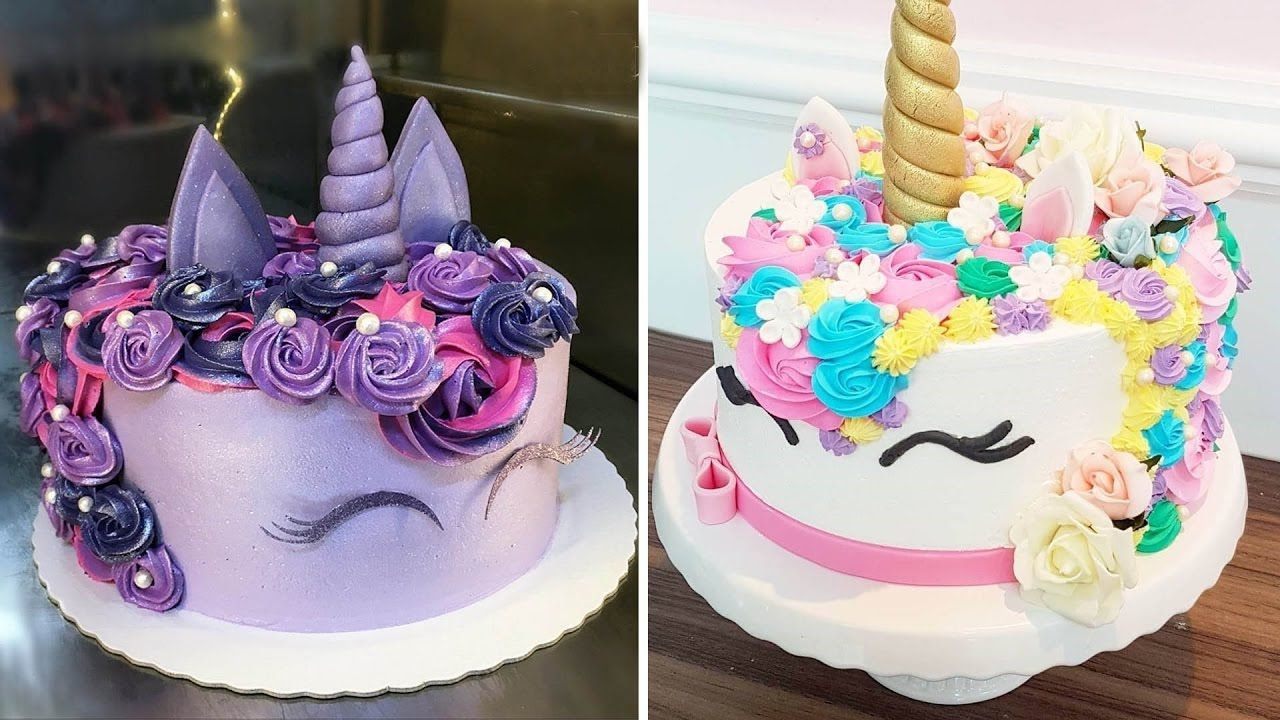 Most Amazing Cakes Decorating Compilation Awesome