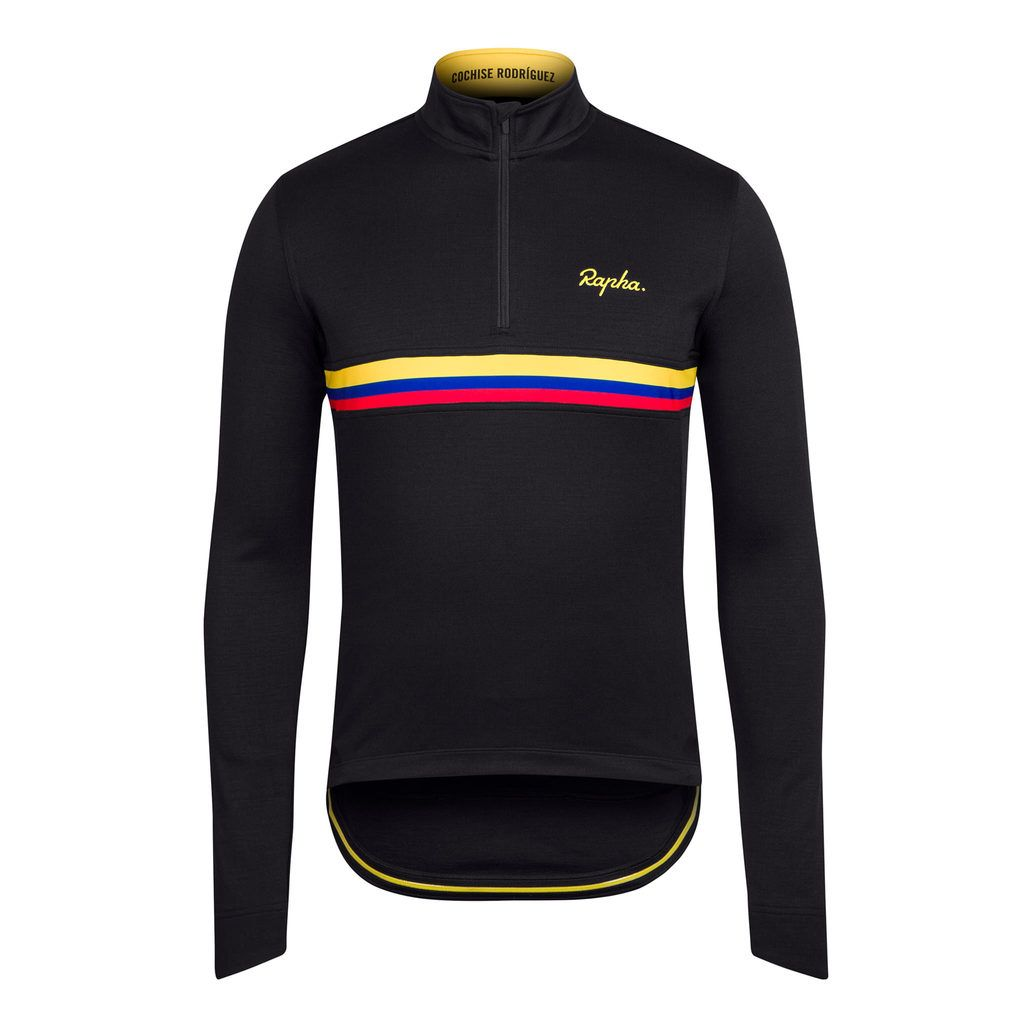 Rapha Long Sleeve Country Jersey  2d8621d49