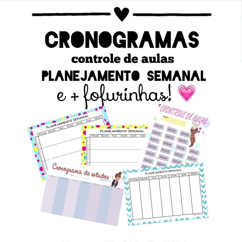 De tudo um pouco e muita cor.  Para baixar acesse: instagram.com/esquemaconcurs  #calendarios #calendario #calendars #planejamento #planner #organização #organize #study