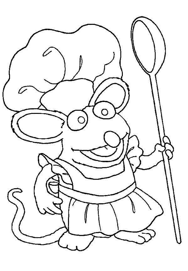 Bear inthe Big Blue House Coloring Pages image by NetArt