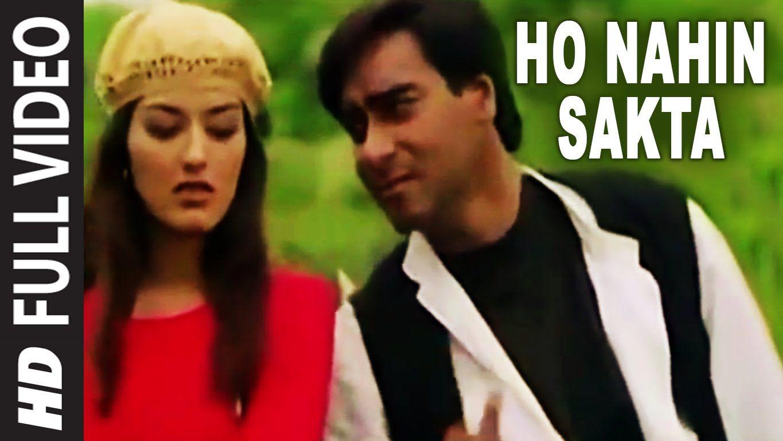 Ho Nahin Sakta Full Song Diljale Ajay Devgn Sonali Bendre Lagu