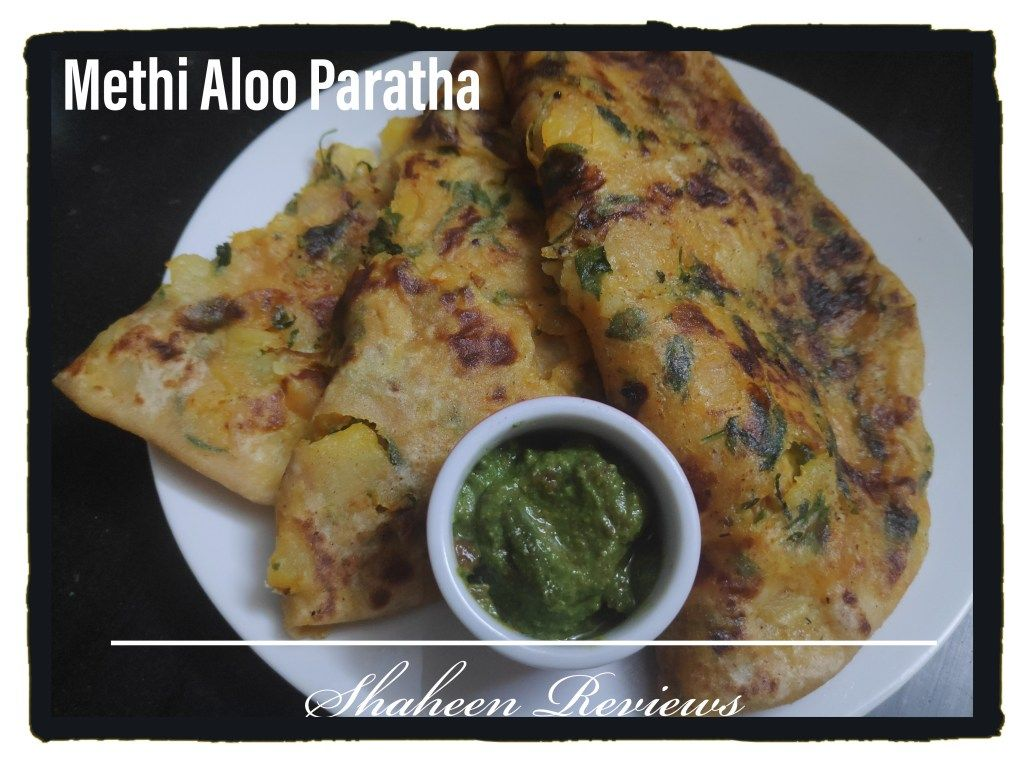 A nutritious and delicious stuffed paratha, easy to make #methi #aloo #paratha #nutritiousFood #tiffin #stuffedParatha #breakfast #indianBreakfast