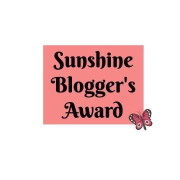 Sunshine Blogger's Award | manikui
