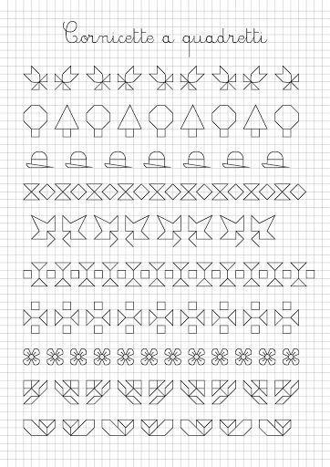 Cenefa cuadricula resultados de yahoo espa a en la - Cenefas para dibujar ...
