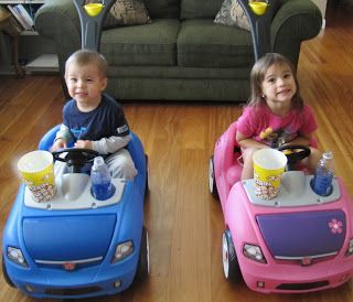 A Mom's Balancing Act: Step2 Blue & Pink Whisper Ride II ~ Review