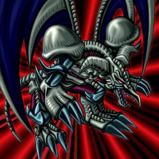Dragon De La Calavera Negra
