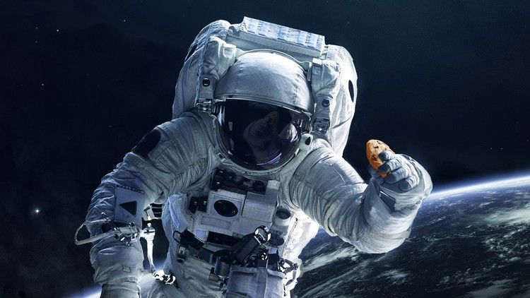 Astronauts will bake cookies in space to see how they cook ...