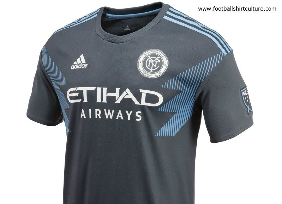 b19cc8b160f  football  soccer  futbol  nycfc  mls  adidasfootball New York City FC 2018  Adidas Away Kit