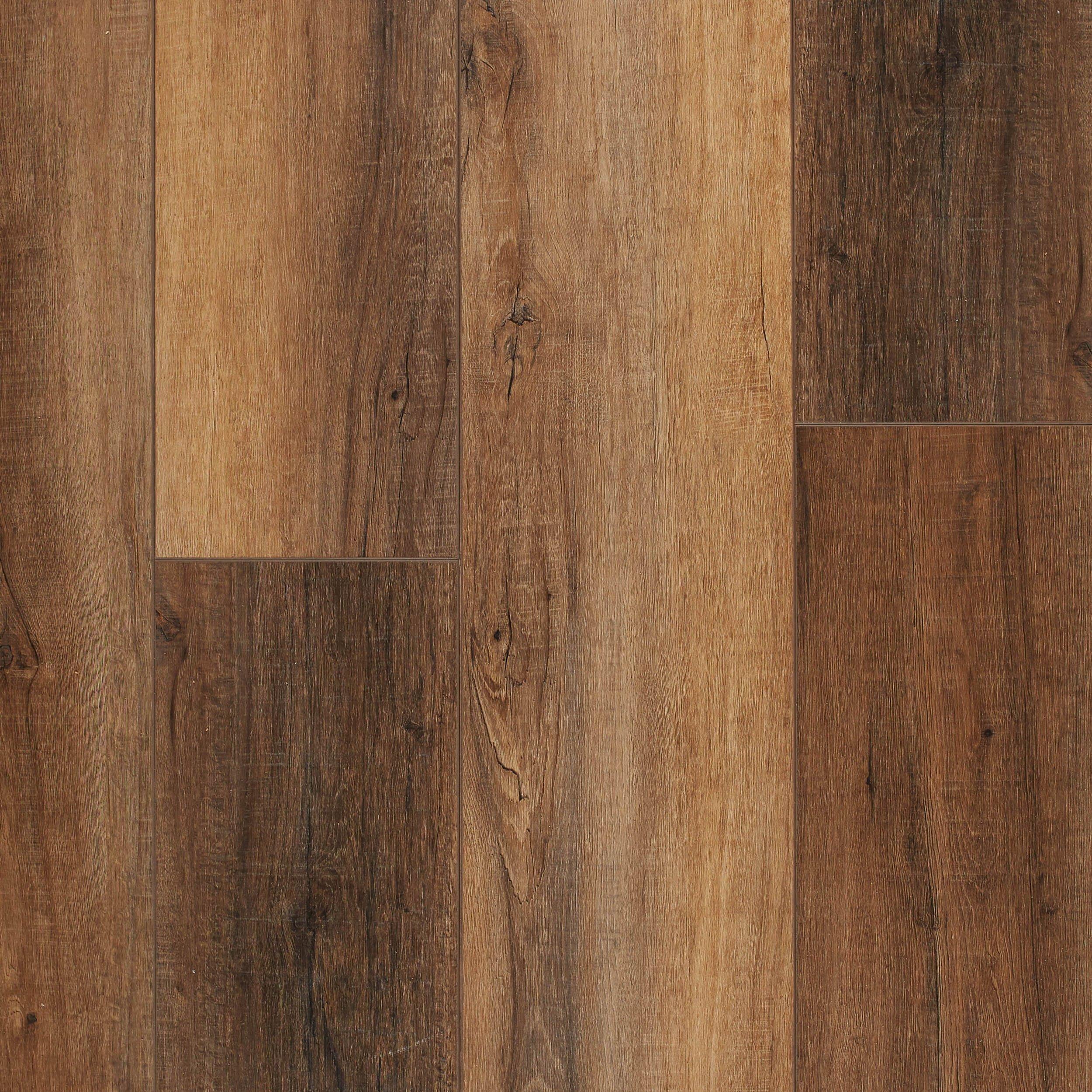 Titan Amber Grande Rigid Core Luxury Vinyl Plank Cork