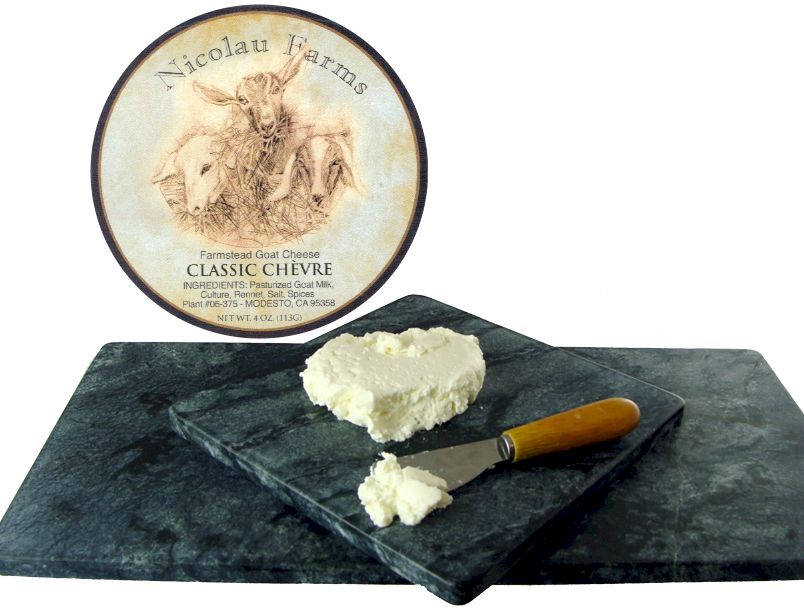 Nicolau Farms | Goat Cheese at the Wednesday Farmers' Market
