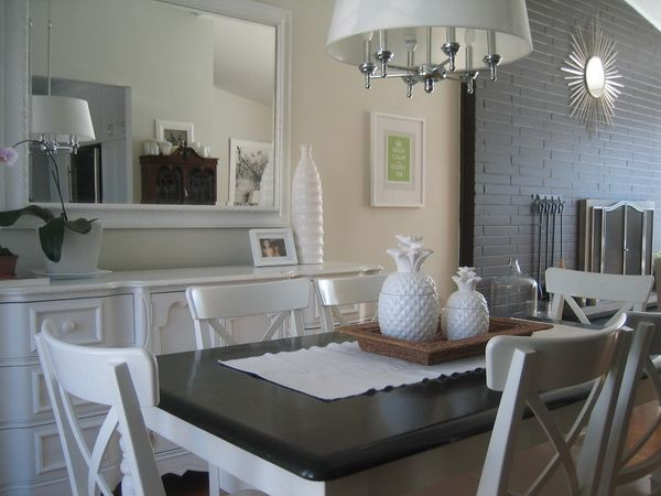 Kitchen Table Centerpieces With Wall Design Kitchen Table Centerpiece Kitchen Table Decor Dining Table Centerpiece